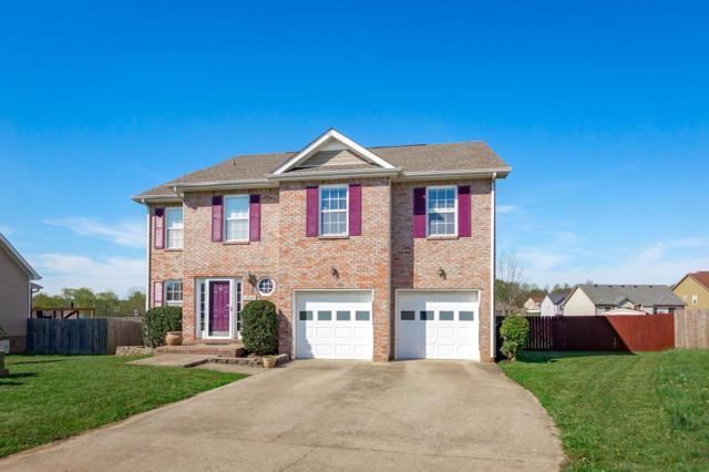 1033 Van Buren Ct, Clarksville, TN 37042 (MLS #RTC2025176) :: RE/MAX Choice Properties