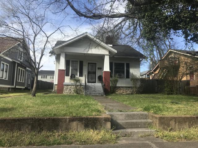 1521 Douglas Ave, Nashville, TN 37206 (MLS #2025717) :: John Jones Real Estate LLC