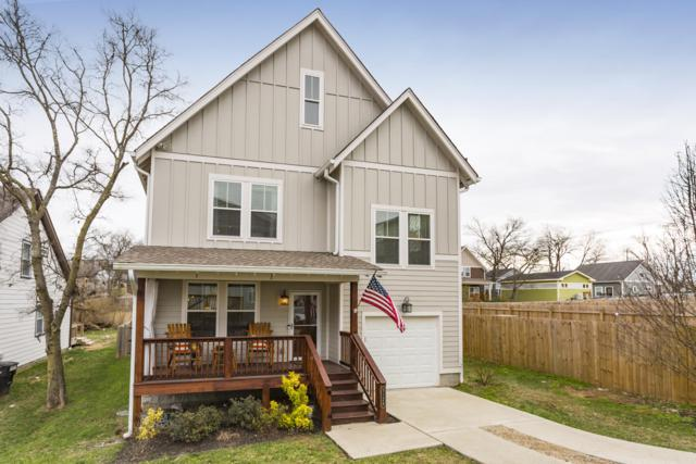 512 B Eastboro Dr, Nashville, TN 37209 (MLS #2026308) :: RE/MAX Homes And Estates