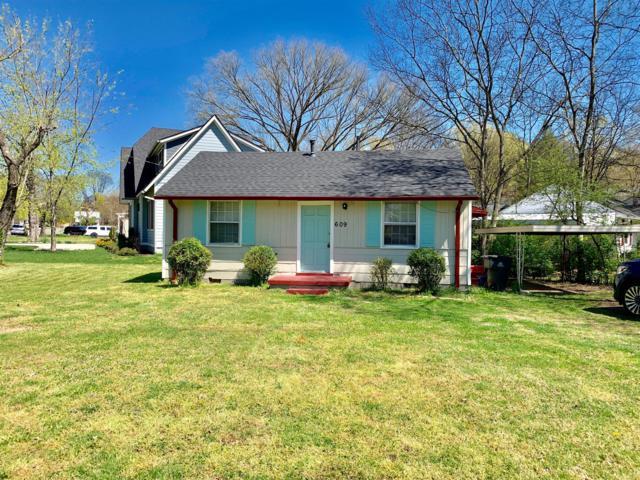 609 Village Ct, Nashville, TN 37206 (MLS #2026451) :: REMAX Elite