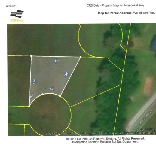 0 Wakeboard Way Lot 174, Winchester, TN 37398 (MLS #2026453) :: REMAX Elite