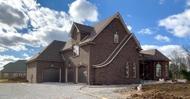 17 Savannah Glen, Clarksville, TN 37043 (MLS #2026504) :: RE/MAX Homes And Estates