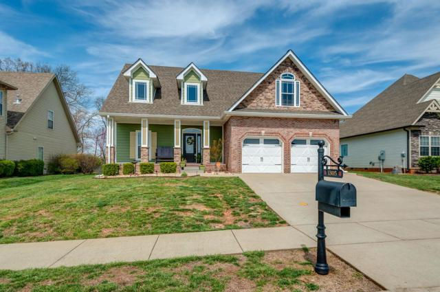 1305 Judge Tyler Dr, Clarksville, TN 37043 (MLS #2026715) :: Exit Realty Music City