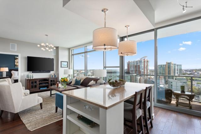 1212 Laurel St Apt 1207, Nashville, TN 37203 (MLS #RTC2027188) :: Team Wilson Real Estate Partners