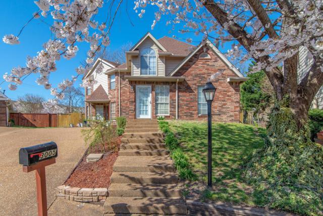 3005 Lake Dr, Hermitage, TN 37076 (MLS #2027345) :: John Jones Real Estate LLC