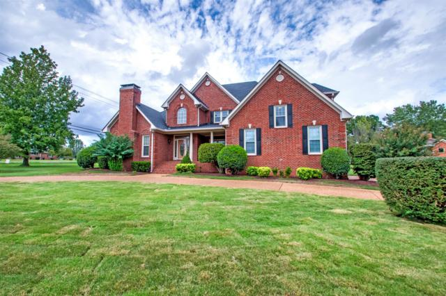 2401 W Clay Dr, Lebanon, TN 37087 (MLS #2027949) :: REMAX Elite