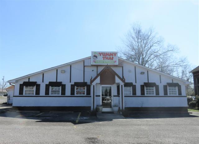 1310 N Main St, Shelbyville, TN 37160 (MLS #2028097) :: The Milam Group at Fridrich & Clark Realty