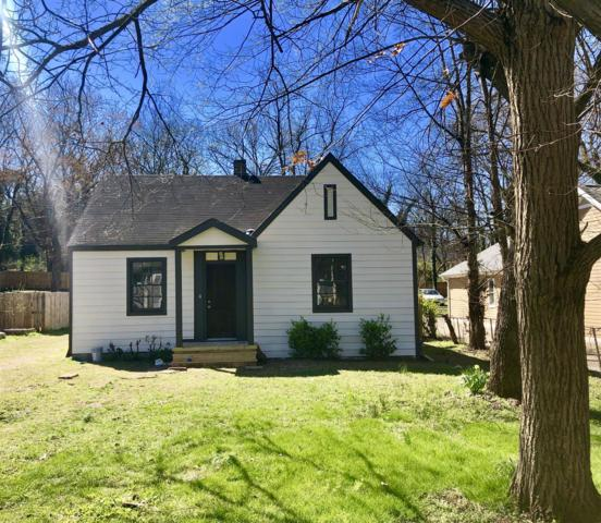 806 Petway Ave, Nashville, TN 37206 (MLS #2028172) :: Village Real Estate