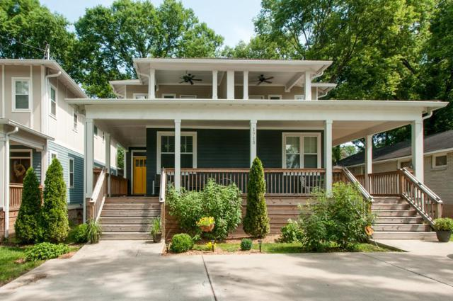 1715 A Straightway Ave, Nashville, TN 37206 (MLS #2028323) :: Village Real Estate