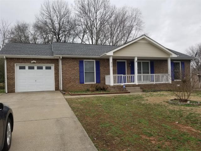 210 Short St, Clarksville, TN 37042 (MLS #RTC2028432) :: REMAX Elite