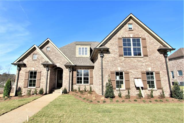 436 Whitley Way #215, Mount Juliet, TN 37122 (MLS #2028694) :: RE/MAX Homes And Estates