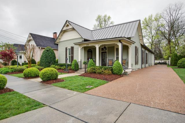 210 2nd Ave S, Franklin, TN 37064 (MLS #2028811) :: Hannah Price Team