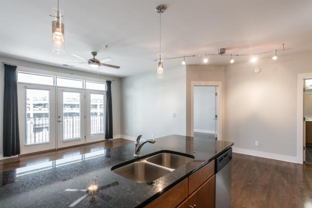 817 3rd Ave N Unit 308, Nashville, TN 37201 (MLS #2028911) :: Village Real Estate