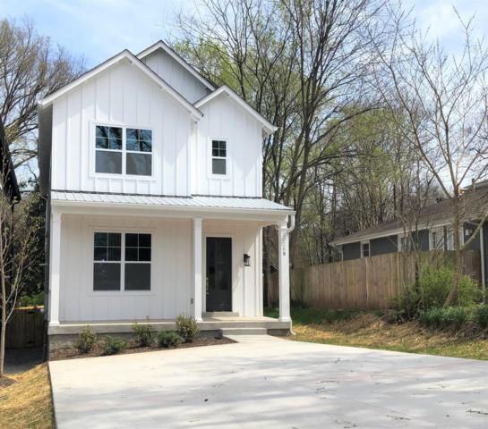2026 B Rosemary Ln, Nashville, TN 37210 (MLS #2028946) :: John Jones Real Estate LLC