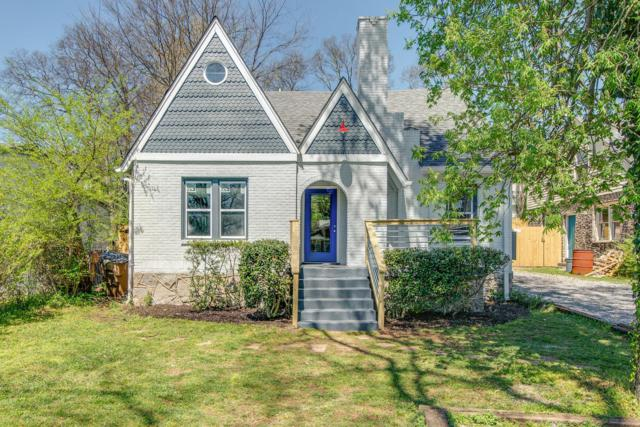 1509 Cahal Ave, Nashville, TN 37206 (MLS #2029047) :: Village Real Estate