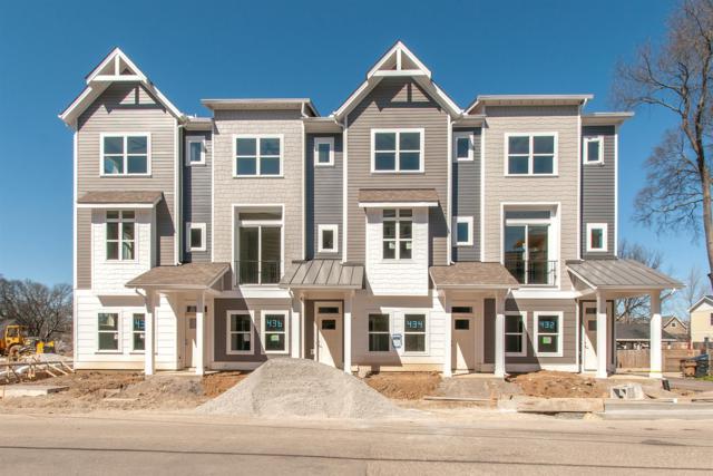 438 Merritt Avenue, Nashville, TN 37203 (MLS #RTC2029211) :: Cory Real Estate Services