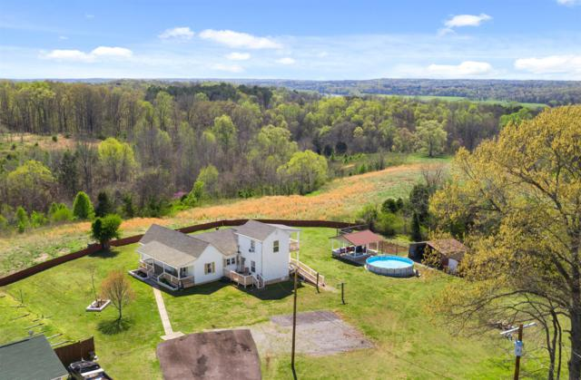 1850 Cunningham Ridge Rd, Clarksville, TN 37040 (MLS #2029280) :: The Kelton Group