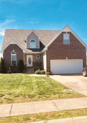 3939 Benjamin, Clarksville, TN 37040 (MLS #2029389) :: The Helton Real Estate Group