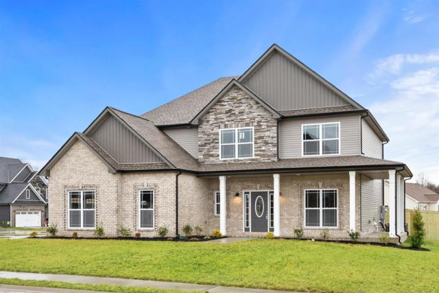 21 Woodford Estates, Clarksville, TN 37043 (MLS #2029689) :: Berkshire Hathaway HomeServices Woodmont Realty