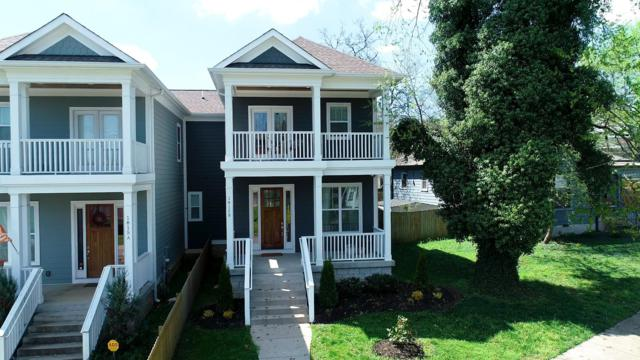 1815 B Elliott Ave, Nashville, TN 37203 (MLS #2029751) :: FYKES Realty Group