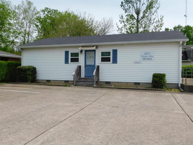 113 N Vine St, Ashland City, TN 37015 (MLS #2030294) :: RE/MAX Choice Properties