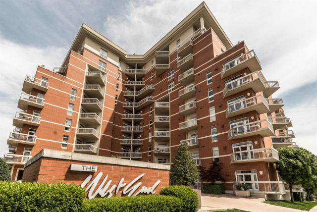 110 31St Ave N Apt 507, Nashville, TN 37203 (MLS #2030564) :: The Milam Group at Fridrich & Clark Realty