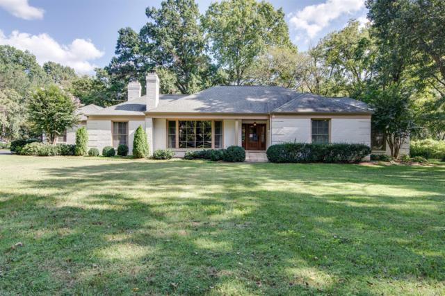 6101 Jocelyn Hollow Rd, Nashville, TN 37205 (MLS #2030837) :: REMAX Elite