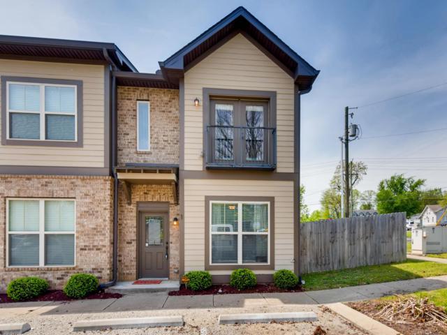 1106 Stratford Avenue Unit #1, Nashville, TN 37216 (MLS #2030893) :: The Huffaker Group of Keller Williams