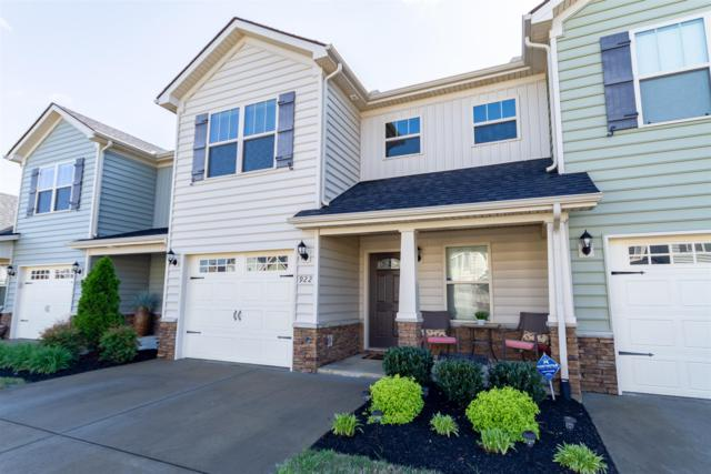 922 Dahlia Dr, Murfreesboro, TN 37128 (MLS #2030909) :: John Jones Real Estate LLC