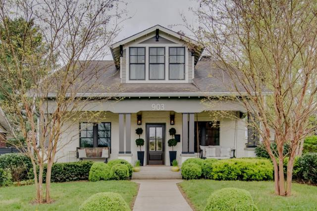903 Lawrence, Nashville, TN 37204 (MLS #2030918) :: FYKES Realty Group