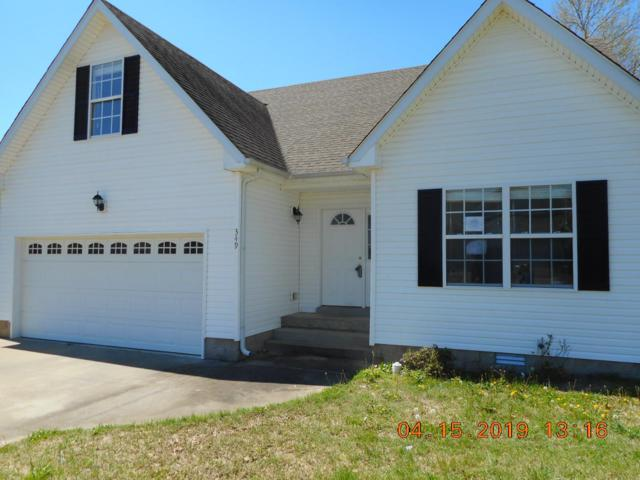 349 Chalet Cir, Clarksville, TN 37040 (MLS #2031149) :: DeSelms Real Estate