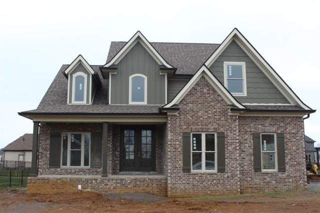4017 Merryman Lane (Lot 87), Murfreesboro, TN 37127 (MLS #2031201) :: Maples Realty and Auction Co.