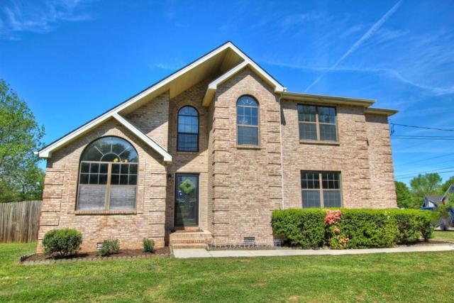 494 Davids Way, LaVergne, TN 37086 (MLS #2031263) :: EXIT Realty Bob Lamb & Associates