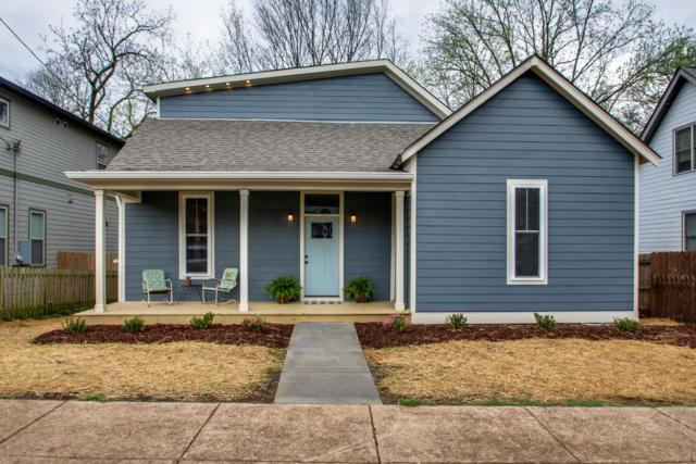 1204 Stainback Ave, Nashville, TN 37207 (MLS #2031474) :: RE/MAX Homes And Estates