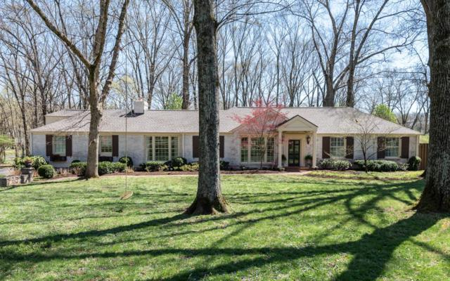 6103 Robin Hill Rd, Nashville, TN 37205 (MLS #2031510) :: DeSelms Real Estate