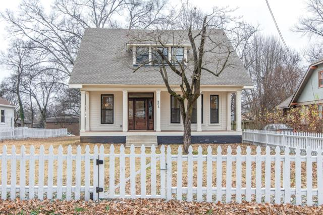 905 N 14Th St, Nashville, TN 37206 (MLS #2031574) :: FYKES Realty Group
