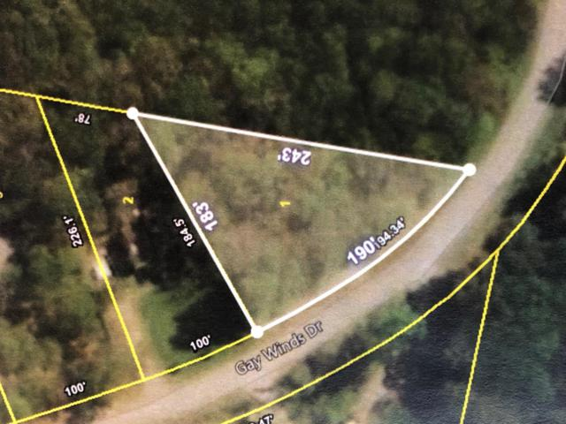 0 Gay Winds Dr, Mount Juliet, TN 37122 (MLS #2031655) :: DeSelms Real Estate