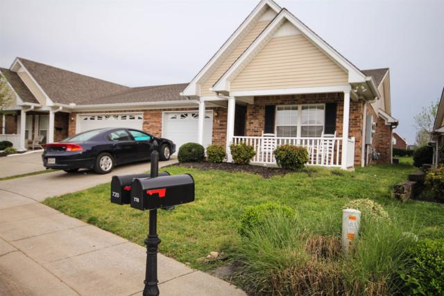 718 Forest Glen Cir, Murfreesboro, TN 37128 (MLS #RTC2031692) :: The Kelton Group
