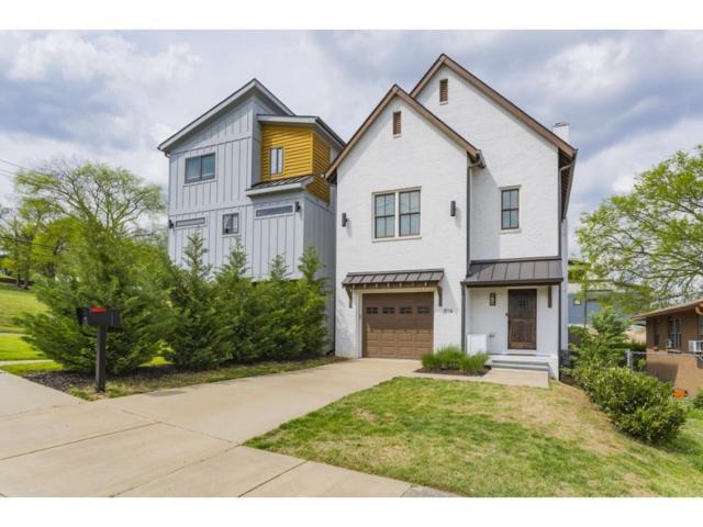 814 Olympic St, Nashville, TN 37203 (MLS #2031744) :: DeSelms Real Estate