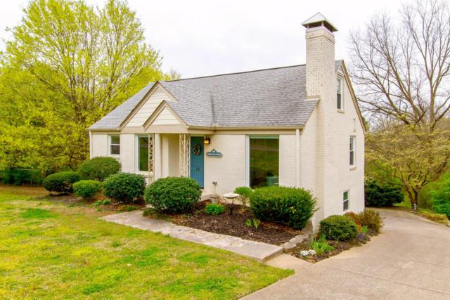 603 Rosebank Ave, Nashville, TN 37206 (MLS #2031802) :: FYKES Realty Group