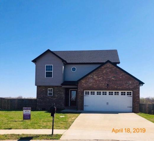 806 Banister Dr, Clarksville, TN 37042 (MLS #2031806) :: DeSelms Real Estate