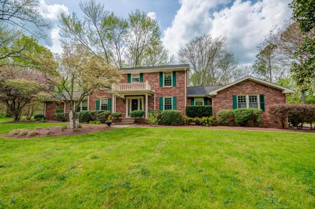 713 Shenandoah Dr, Brentwood, TN 37027 (MLS #2031810) :: The Miles Team | Compass Tennesee, LLC