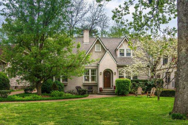 108 Blackburn Ave, Nashville, TN 37205 (MLS #2031811) :: DeSelms Real Estate