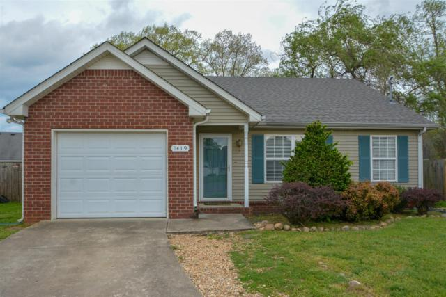 1419 Pagosa Ct, Murfreesboro, TN 37130 (MLS #2031856) :: DeSelms Real Estate
