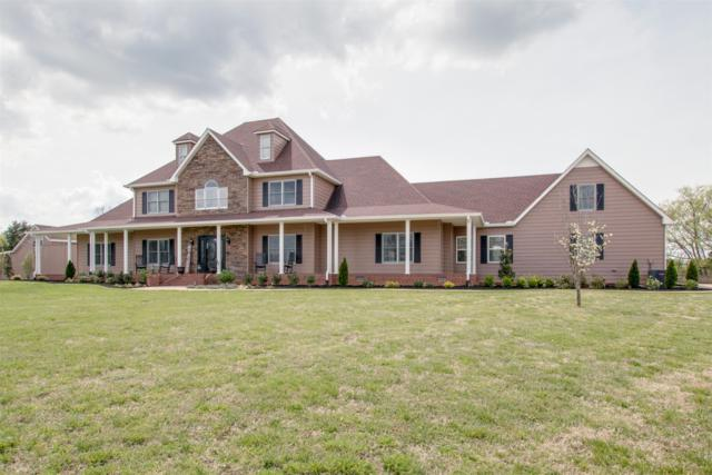 5730 Johnson Rd, Murfreesboro, TN 37127 (MLS #2031916) :: Christian Black Team