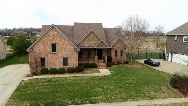 2480 Settlers Trce, Clarksville, TN 37043 (MLS #2031945) :: Valerie Hunter-Kelly & the Air Assault Team