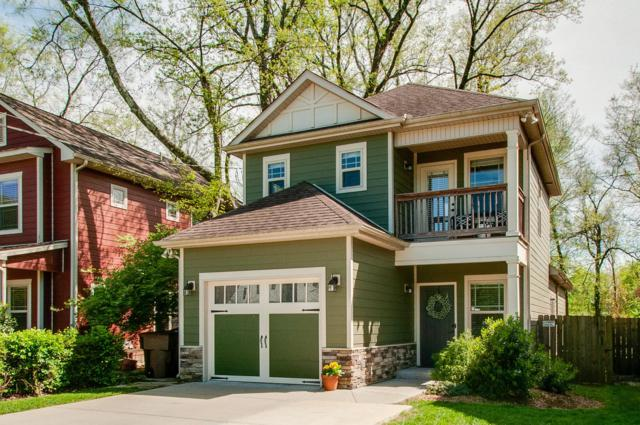 1308 Chester Ave, Nashville, TN 37206 (MLS #2031997) :: Exit Realty Music City