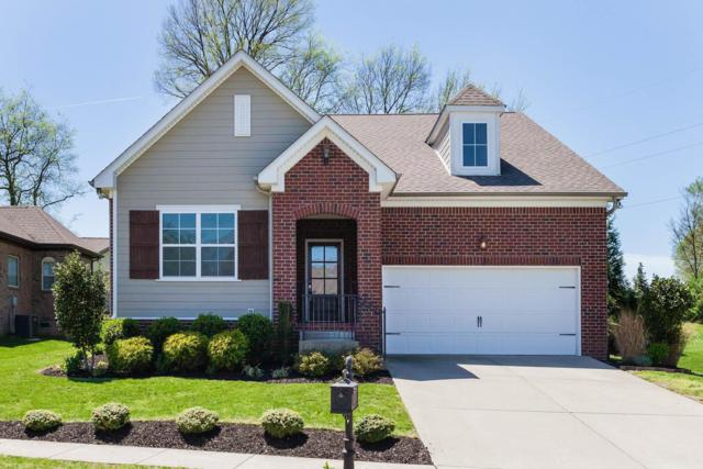 2109 Chaucer Park Ln, Thompsons Station, TN 37179 (MLS #2032075) :: Nashville on the Move
