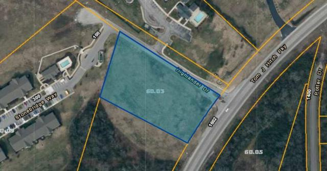 0 Tom J Hitch Pkwy, Columbia, TN 38401 (MLS #2032122) :: Team Wilson Real Estate Partners