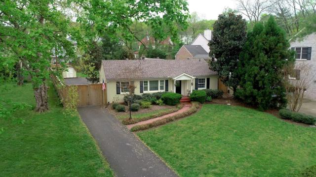 121 Clydelan, Nashville, TN 37205 (MLS #2032170) :: Village Real Estate